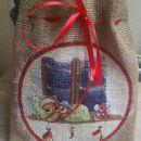 darila - darilna vrečka Medo