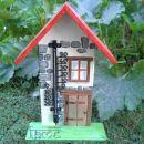 darila - hiška *Termometer1*