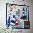 darila - koledarček *morje*