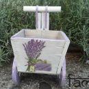 darila - voziček *lavanda1*