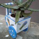 darila - voziček *lavanda2*