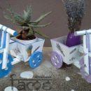 darila - vozička *lavanda2-1*