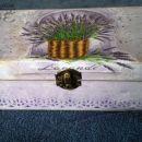 darila - šatulja *lavanda3*