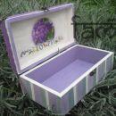 darila - šatulja *vijolice*
