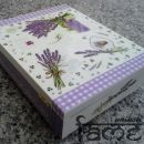 darila - šatulja *lavanda5*