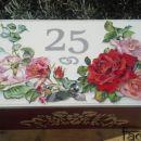 darila - šatulja *srebrnih25*
