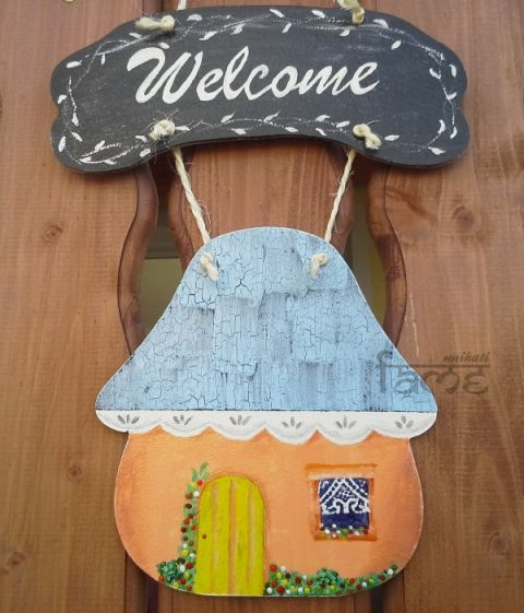Darila - napis *Welcome1*