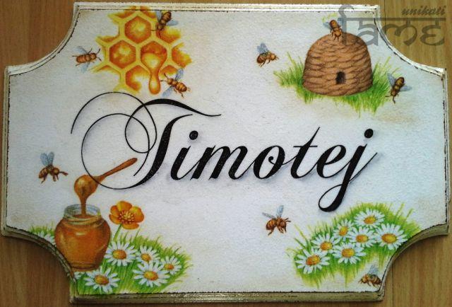 Darila - napis za sobo *timotej*