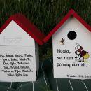 darila - ptičja hišica *kresničke*
