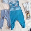 0-3 mesece, 50, 56 Oblačila dojenček