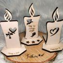 Lesene eko-sveče