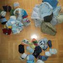 nogavičke, kapice, šali, rokavice, kapice