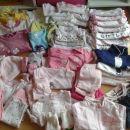 Komplet oblačil za punčko velikost 50 - 62