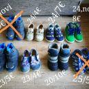 čevlji fantek 20-24