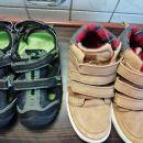 Komplet sandali 33+čevlji Next 34