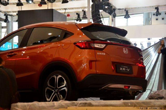 2015 Dongfeng Honda XR-V - China Car Forums