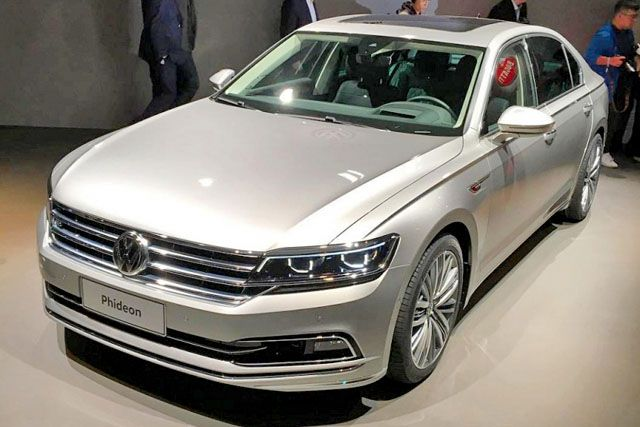 Image result for vw phideon 2017 no copyright image
