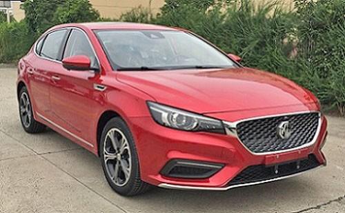 New MG6 (2018) - China Car Forums