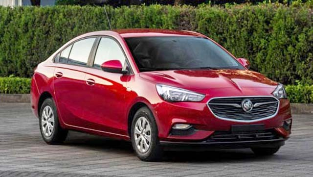 2018 buick excelle - china car forums