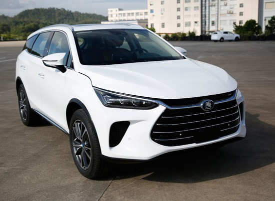 Image result for 2018 BYD Tang