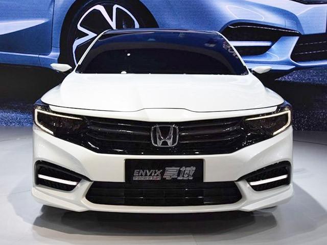 Dongfeng Honda Envix - China Car Forums