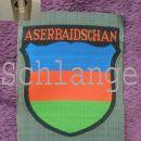 Wehrmacht Azerbaijan Bevo Schild
