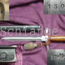 Swiss dagger M1943 - Waffenfabrik Neuhausen