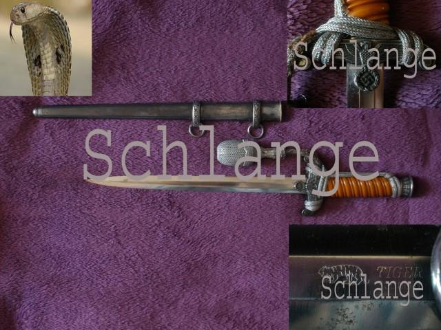 Heer M1935 Dagger Puma Solingen  -  Generic A Type