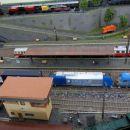 Železničarski muzej.