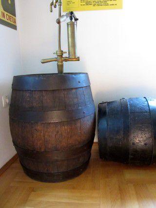 Ogled muzeja v Laškem.
