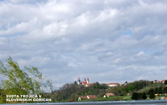 10. 4. V MORAVSKE TOPLICE IN NAZAJ - foto