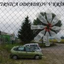 Sortirnica odpadkov Krško.