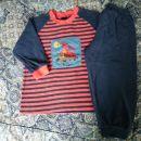 Schiesser frotirna pižama (zelo lepo ohranjena)