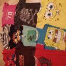 Majice  kratek  rokav  134-140
