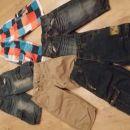 hlače kratke fant  134-140
