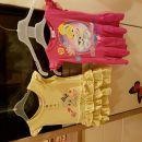 obleki št 92-98 Disney in pink 98-104