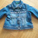 Jeans jaknica Benetton 82