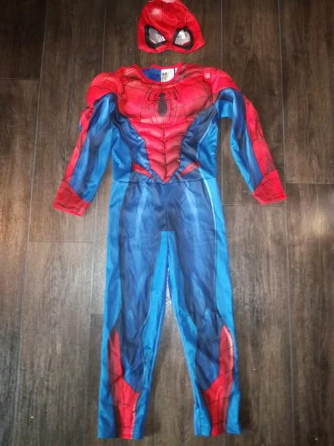 Kostum spider man