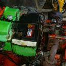 Rezervoar goriva in akumulator