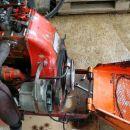 Odstranjena rezervoar in pumpa