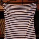 Clockhouse (C&A) strapless majica