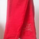 Rdeče hlače Tally Weijl - dobro ohranjene -38