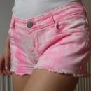 Kratke jeans hlače - S