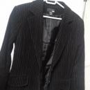 Črn blazer/sako