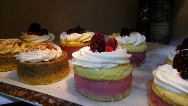 MINI TORTICE, CAKE POPSI... - foto