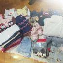 Oblačila za punčko 68/74 vse skupaj 85€