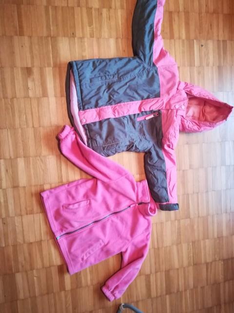 Oblačila za deklice - foto