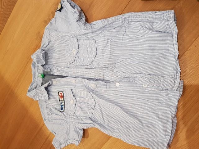 Benetton srajcka XXS 110cm