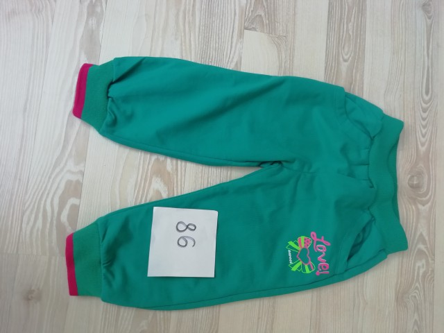 Oblačila za deklico - hlače  - foto