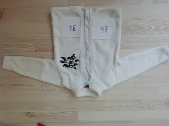 Oblačila za deklico - puloverji in termoflisi - foto